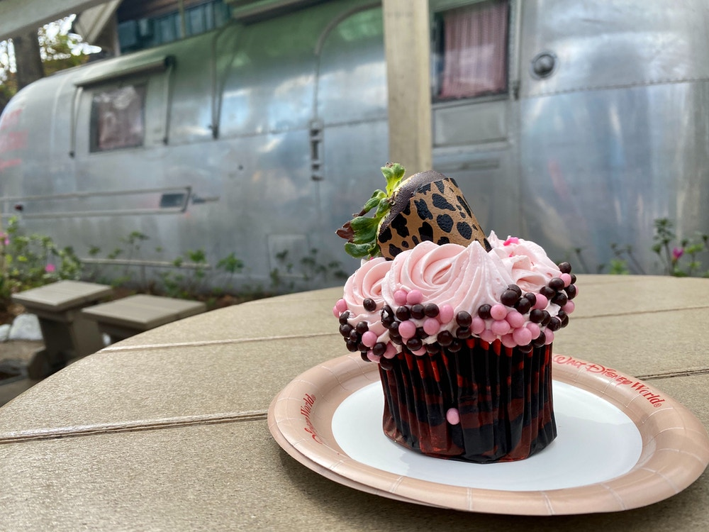 valentines day cupcake animal kingdom
