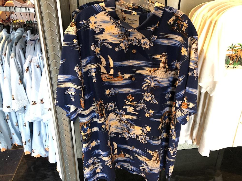 Tommy Bahama Pirates Shirt