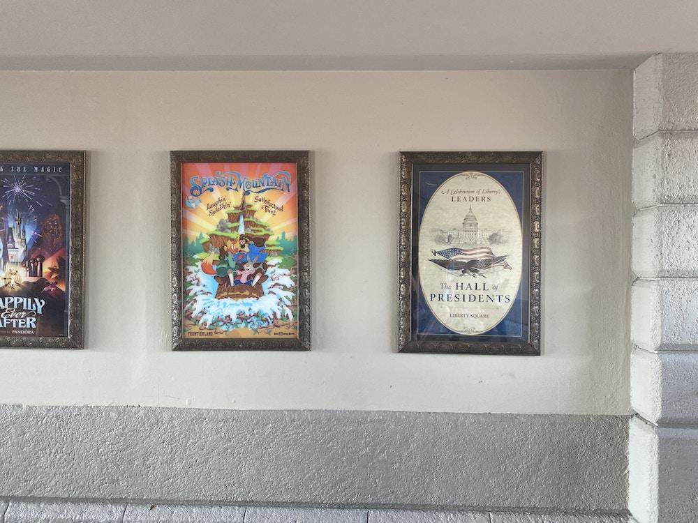 Poster return magic kingdom