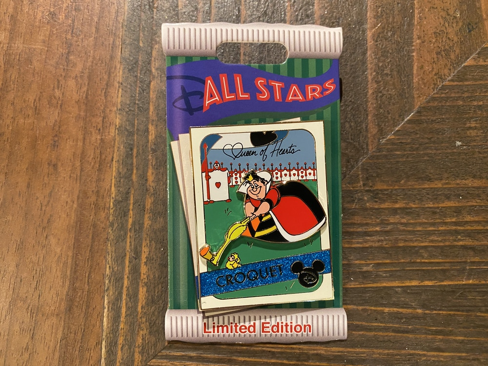 Queen of hearts all stars le pin