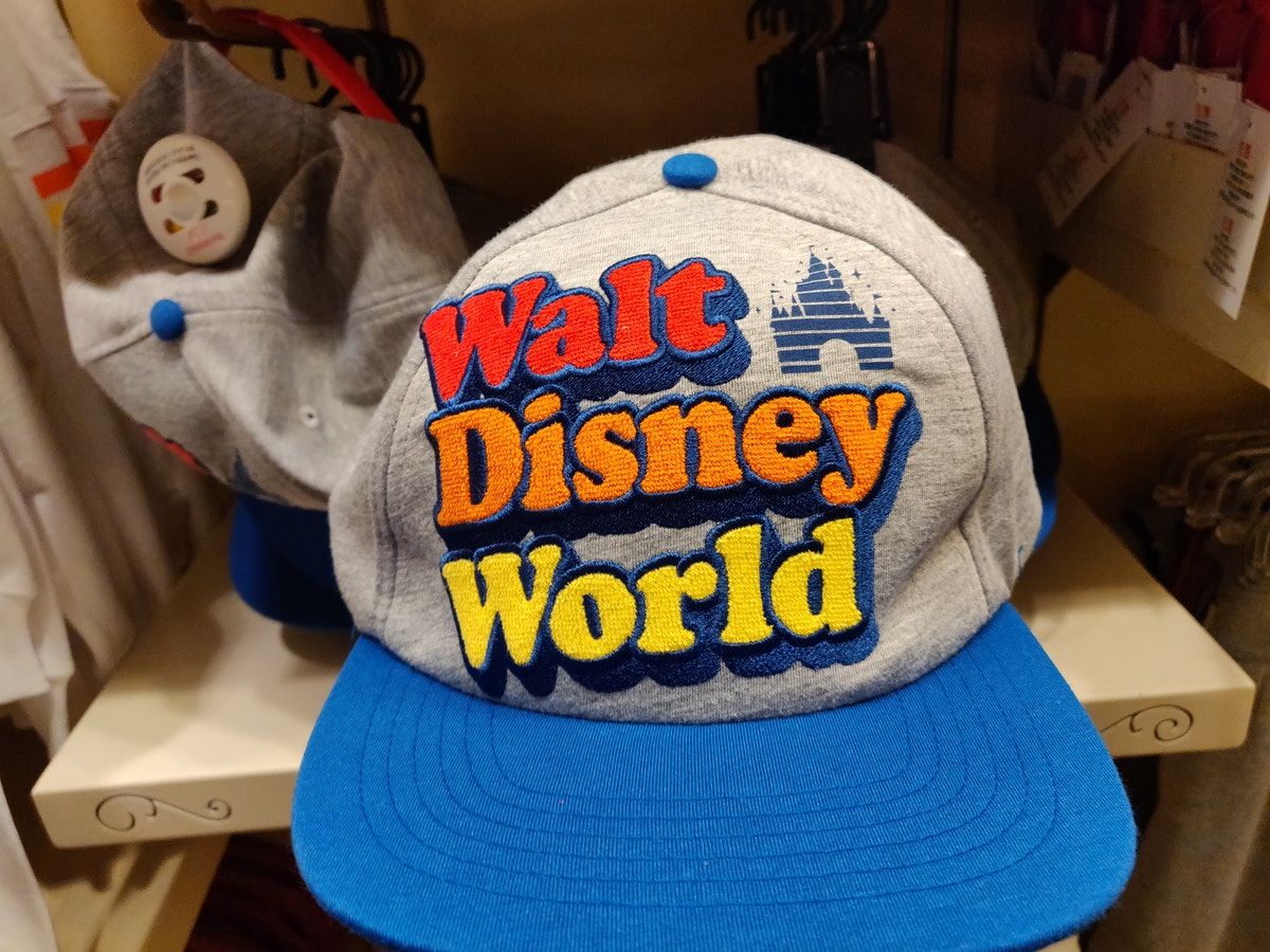 Walt Disney World Retro Hat