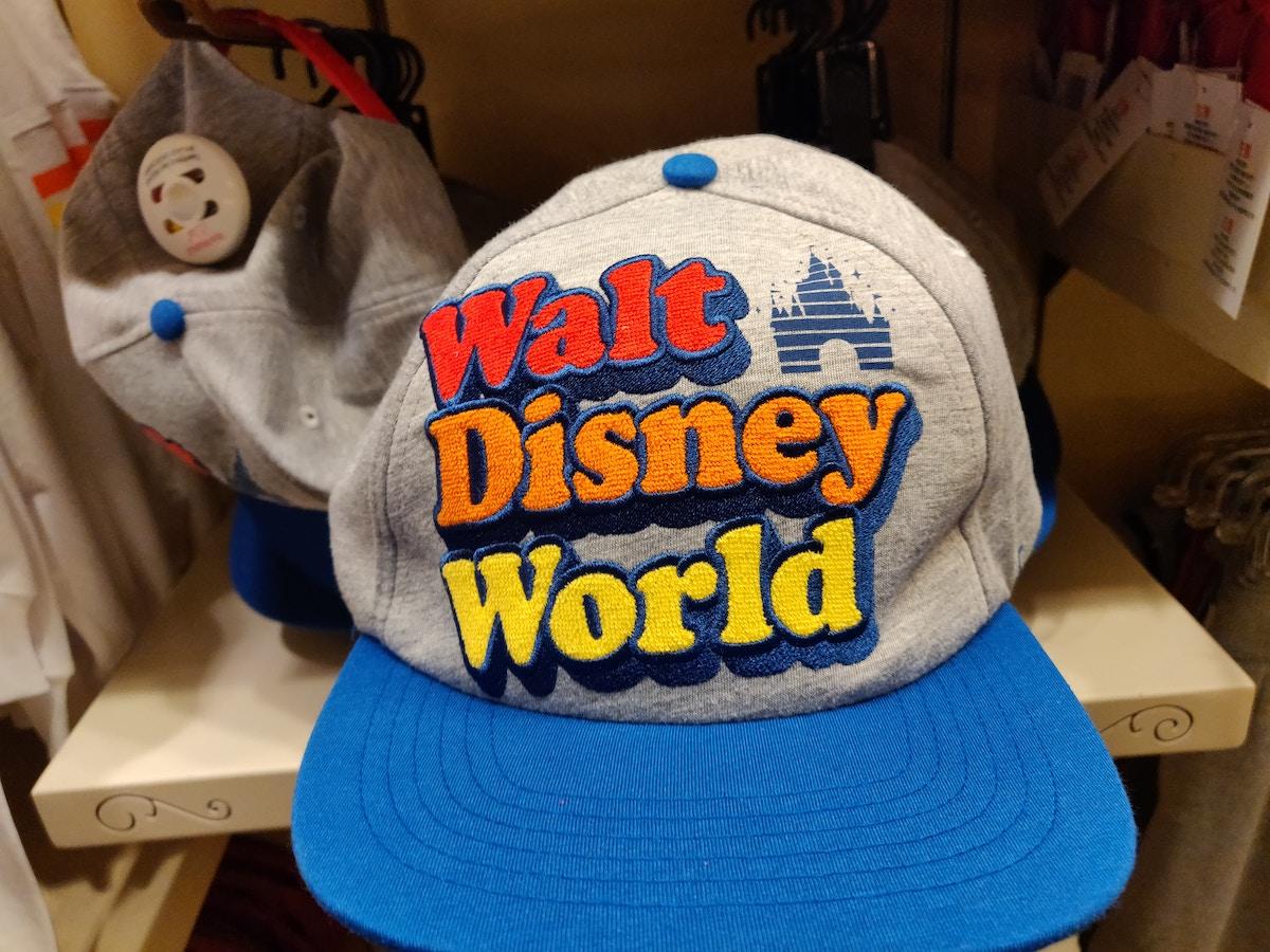 Walt Disney World Retro Hat