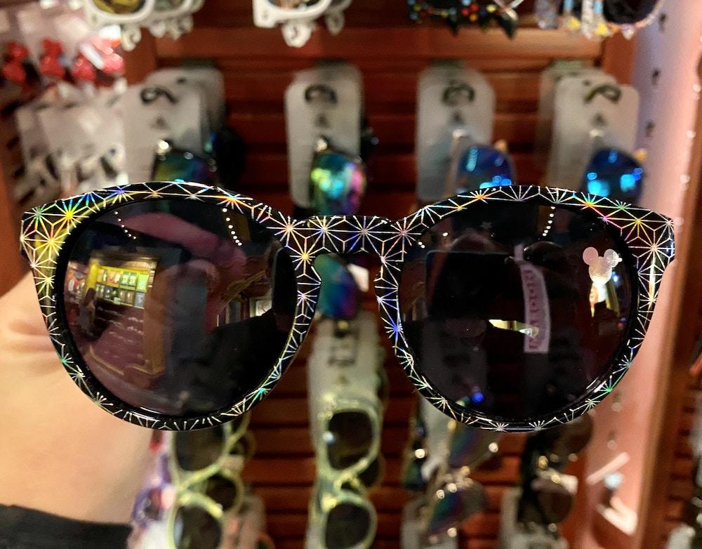 Spaceship earth sunglasses