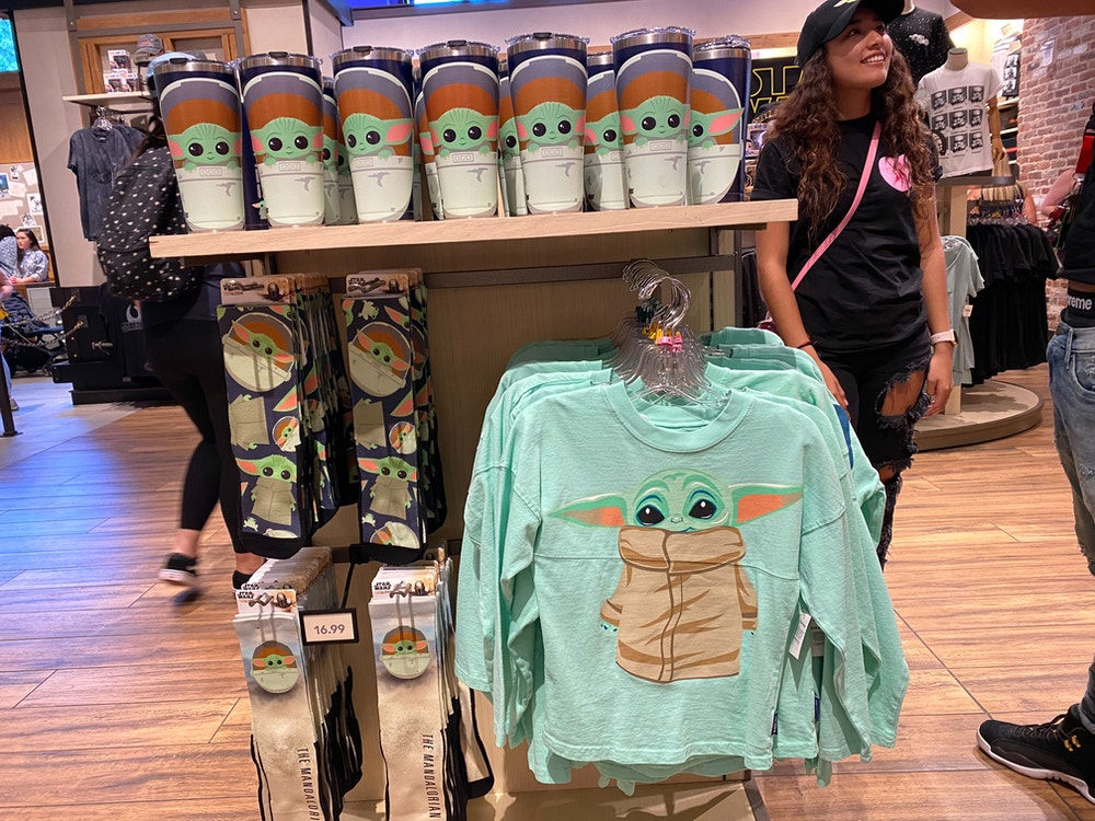 the child baby yoda spirit jersey