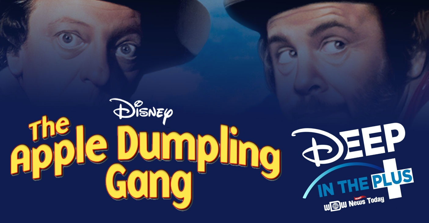 Apple Dumpling Gang Review