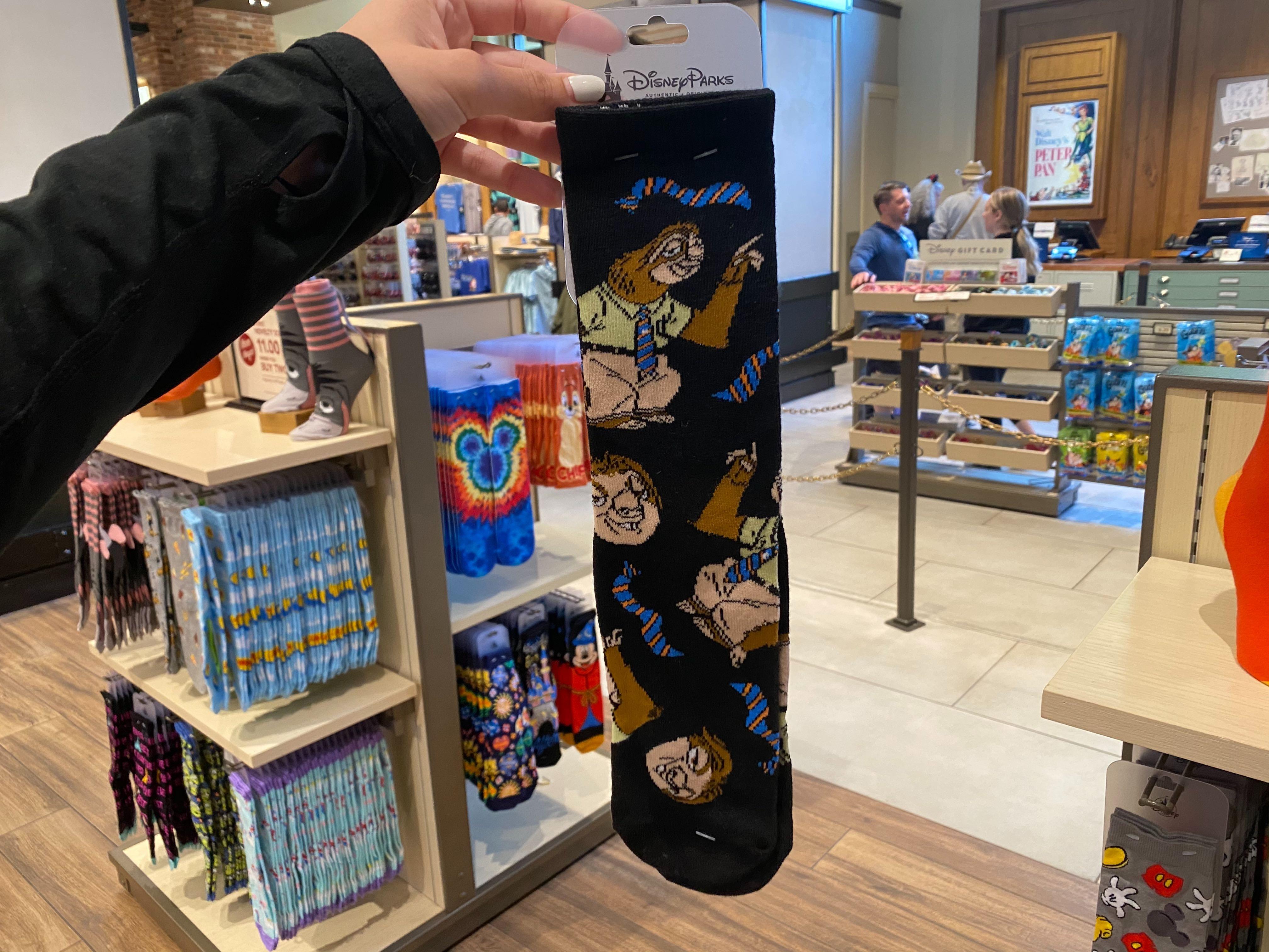 """Zootopia"" Flash Socks - $14.99"