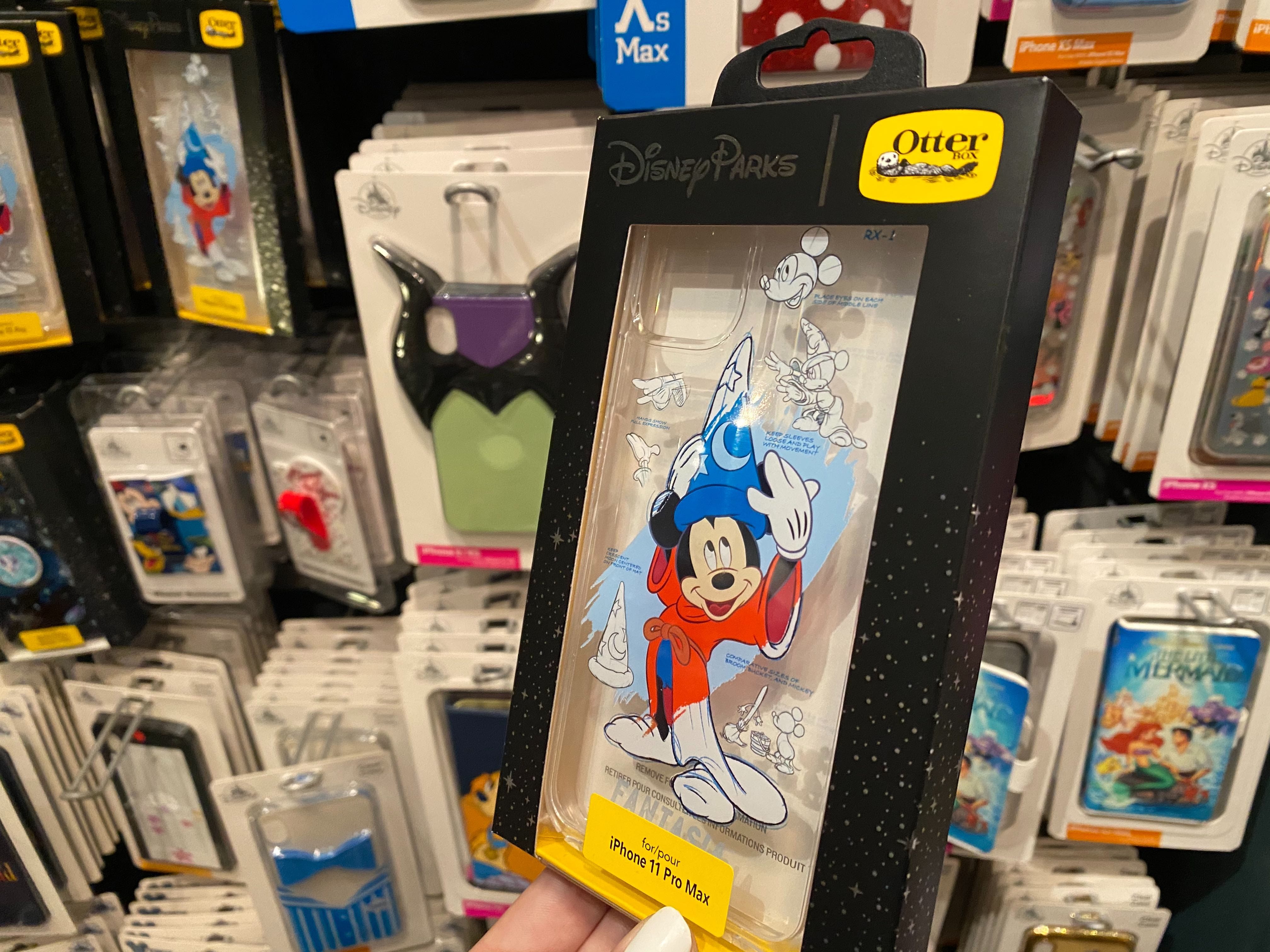 New Ink & Paint Sorcerer Mickey OtterBox Phone Case - $59.99