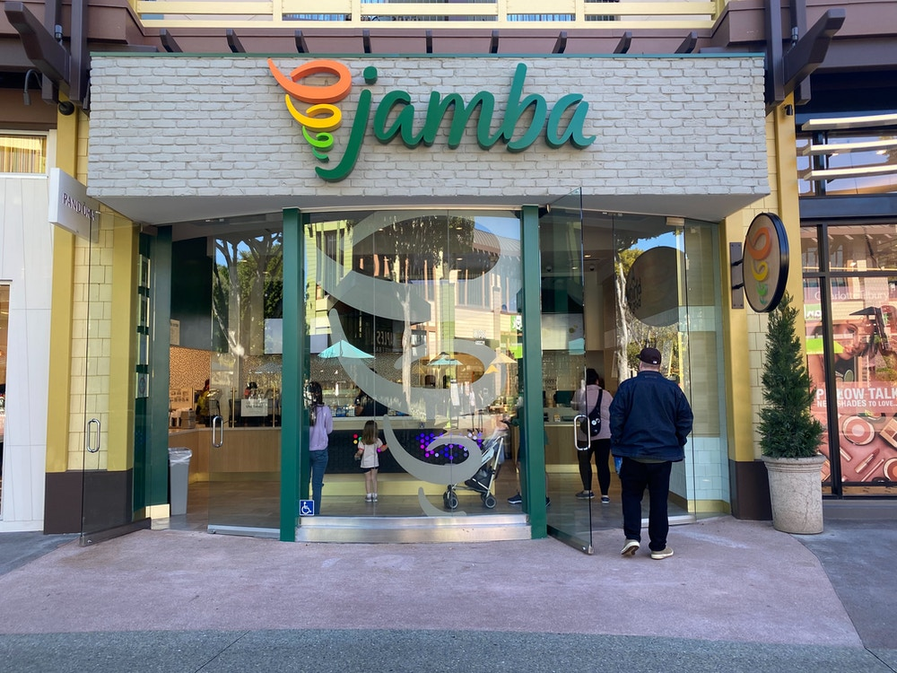 Jamba Downtown Disney