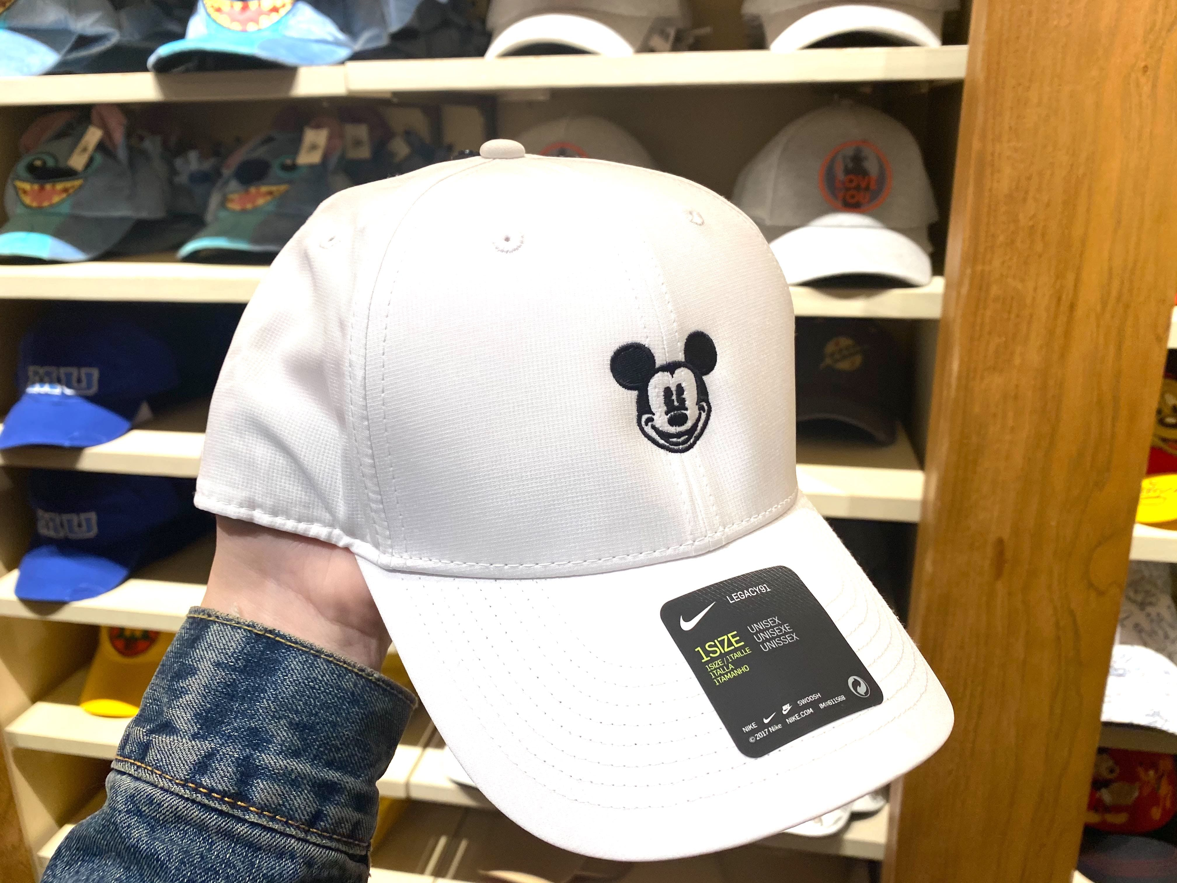 Walt Disney World Dad Hat Disney Epcot Mickey Hat