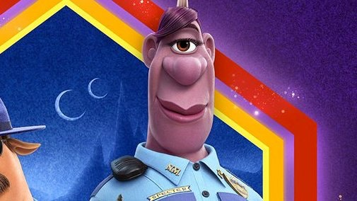 onward officer specter