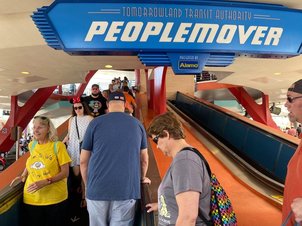 people mover repair refurb