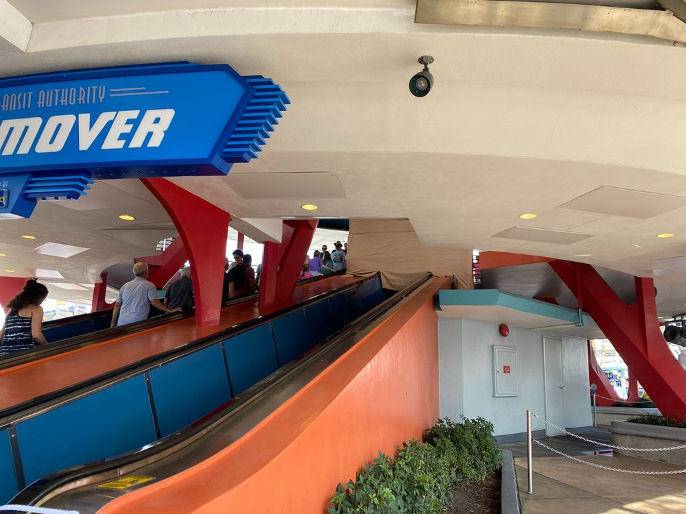 people mover refurb