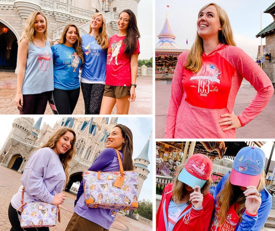 2020 Disney Princess Half Marathon Weekend Merchandise Minnie
