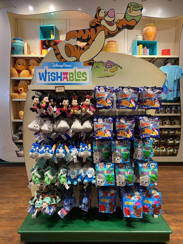 washables display