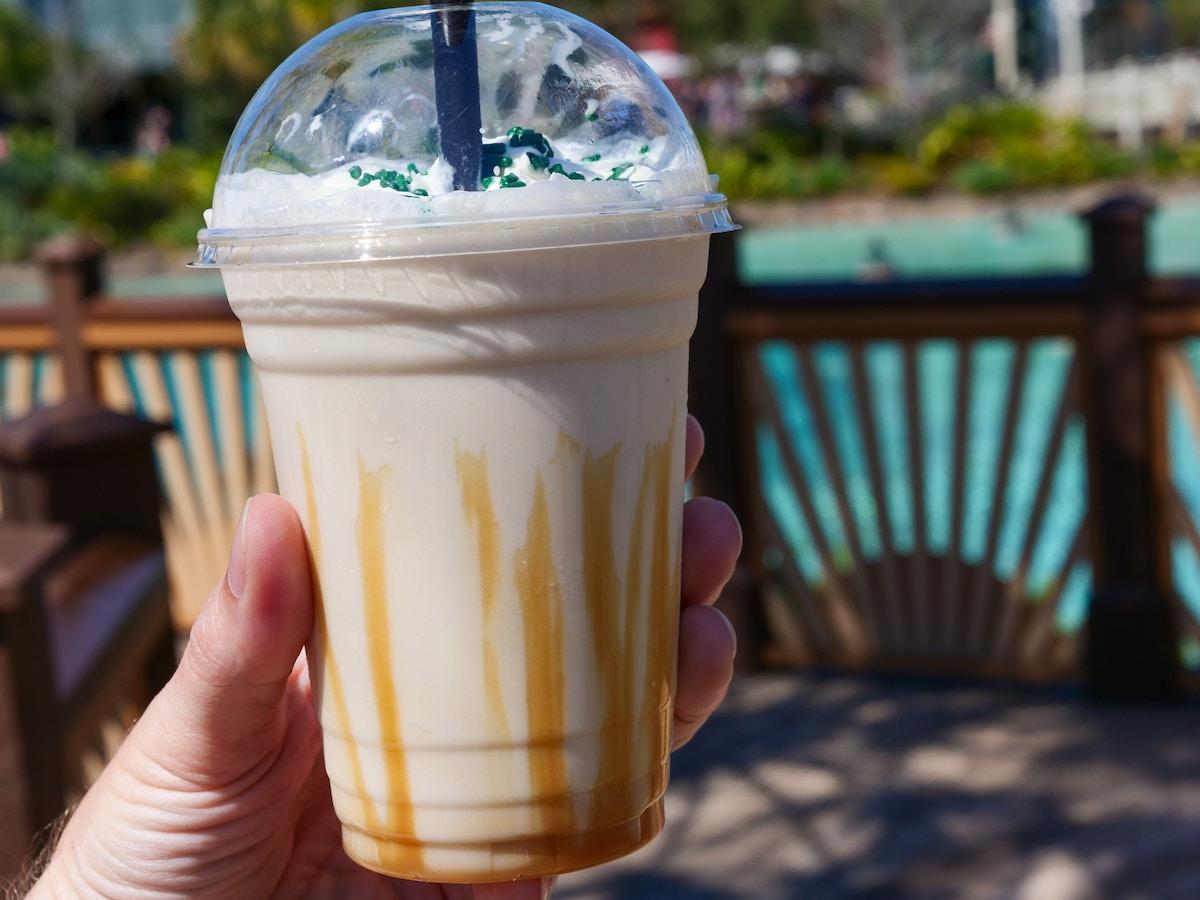 Irish Cream Milkshake