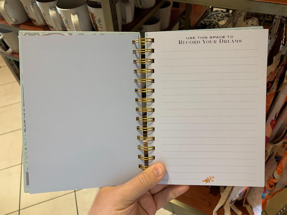 abcdisney notebook