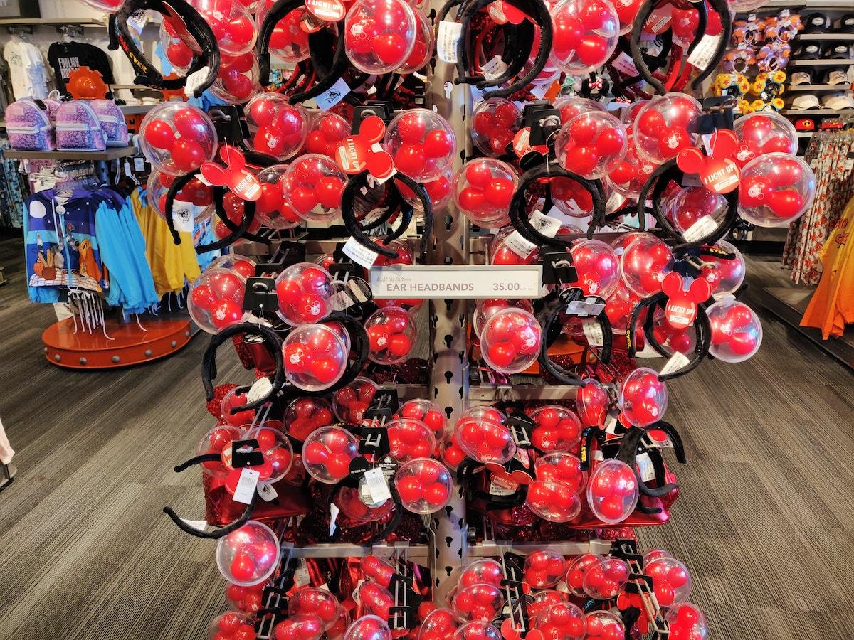 Mickey Balloon Ear Headbands