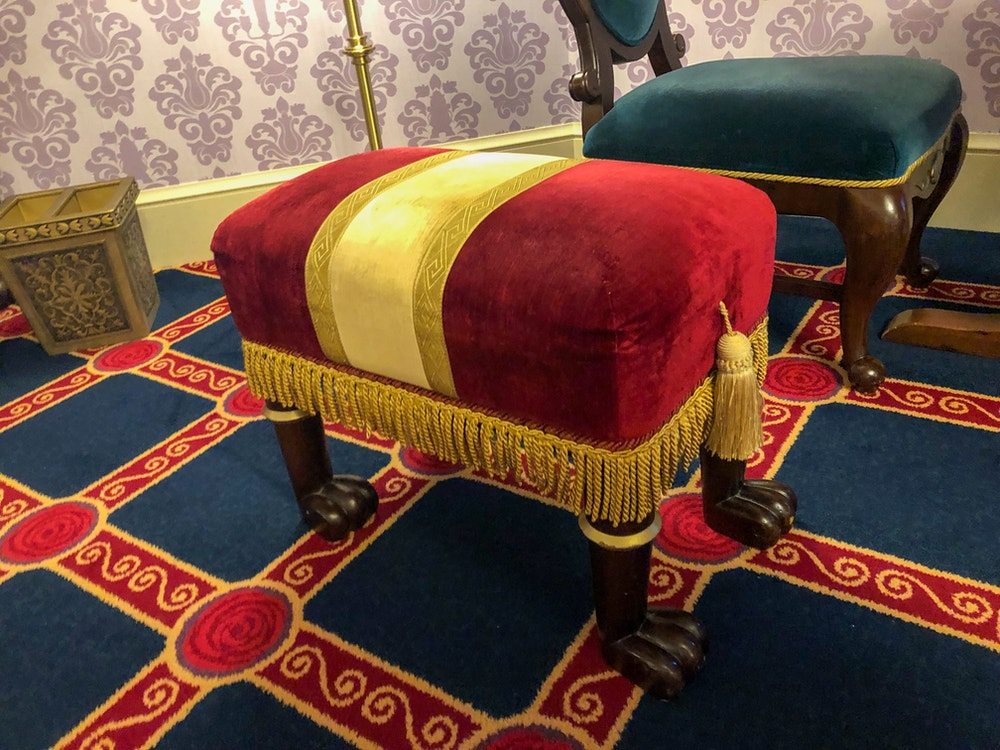 Photos Video Tour A Stunning Beauty And The Beast Themed Character Room At The Tokyo Disneyland Hotel Wdw News Today
