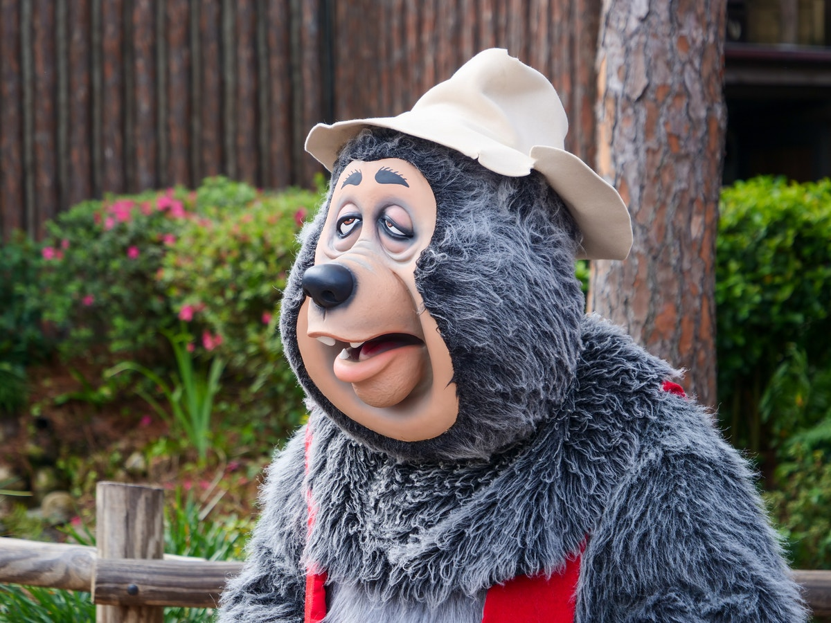 Country Bear