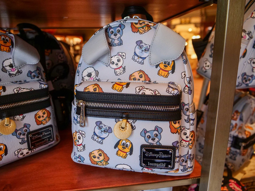Photos Go Fetch These New Disney Dogs Cats Loungefly Mini Backpacks At Walt Disney World Wdw News Today