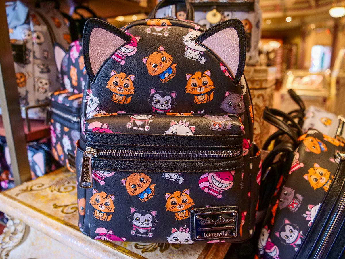 Cats Loungefly Backpack