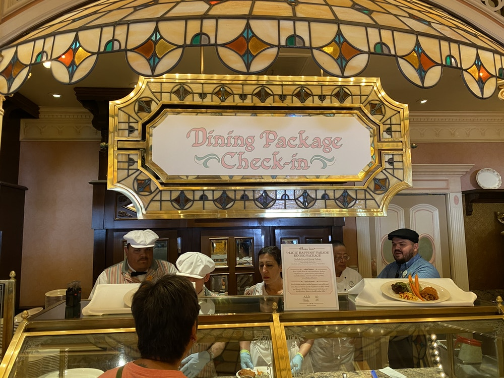 magic happens dining package