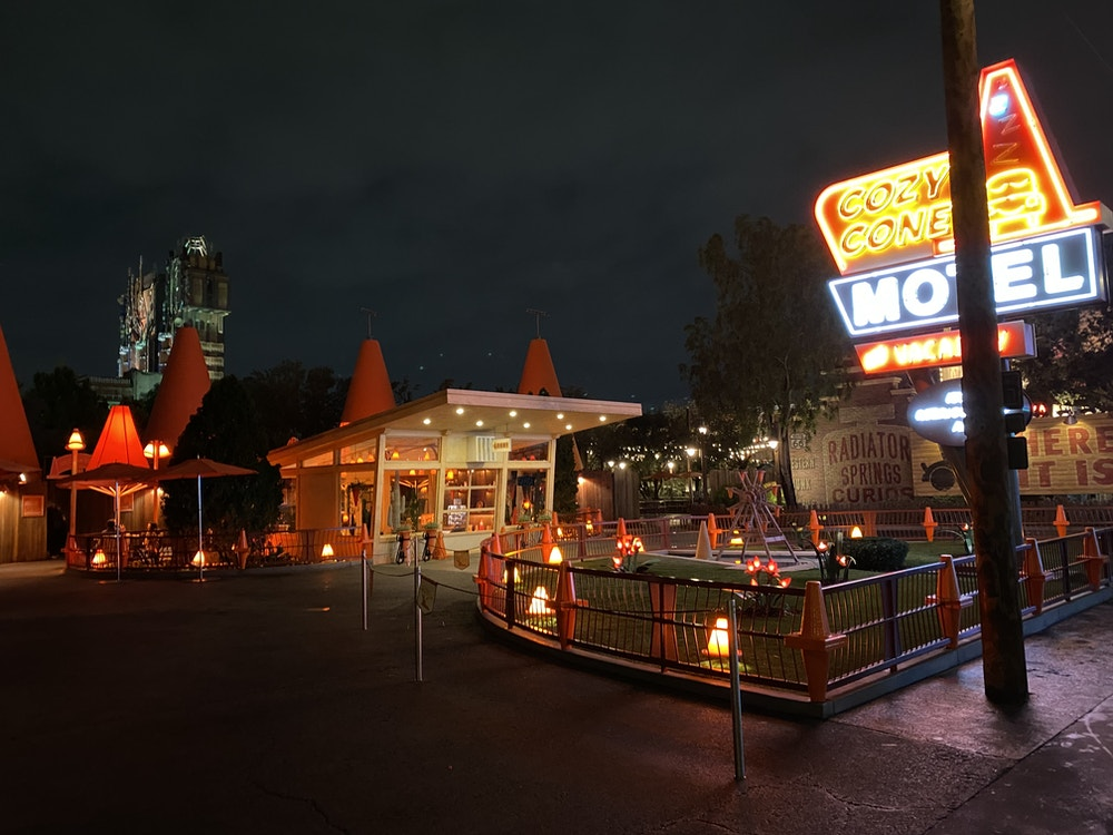 cars land empty