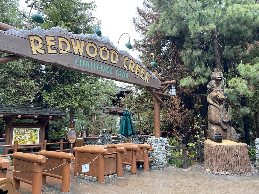 redwook creek challenge