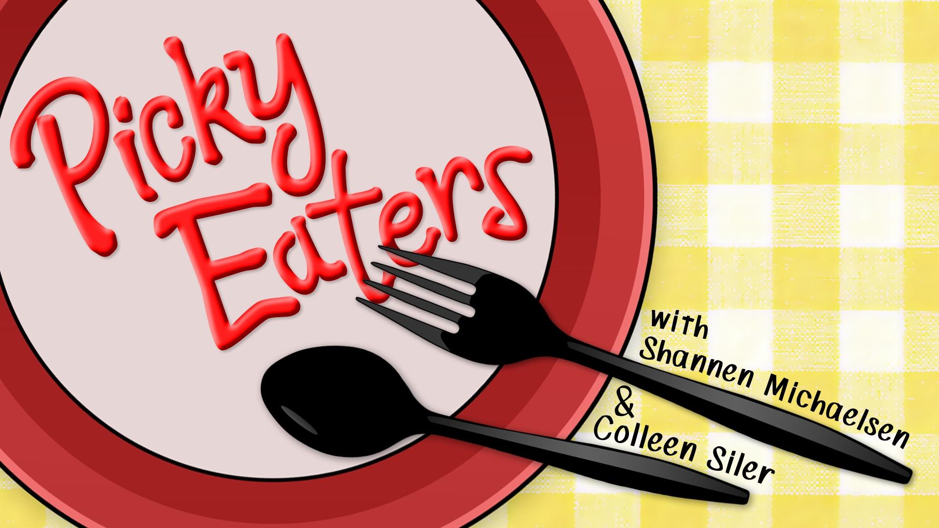 picky eaters logo