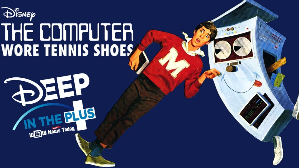 The Computer Wore Tennis Shoes