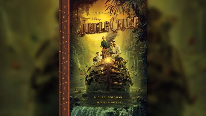 the making of disney's jungle cruise book