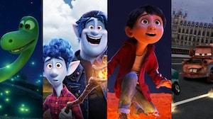 pixar movies part 2