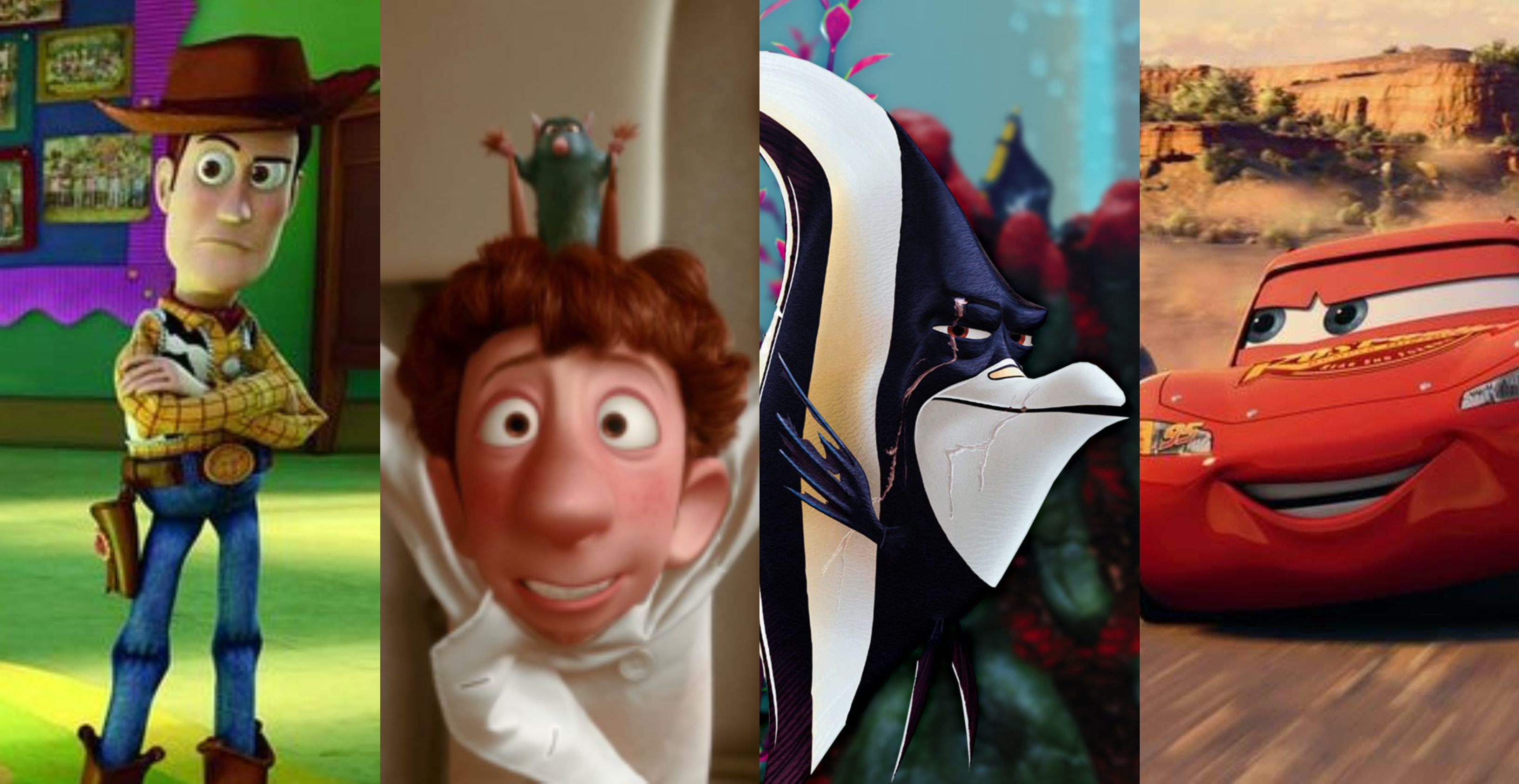 pixar movies part 1