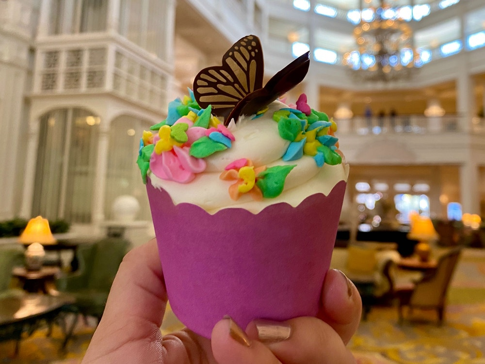 Spring cupcake gasparilla