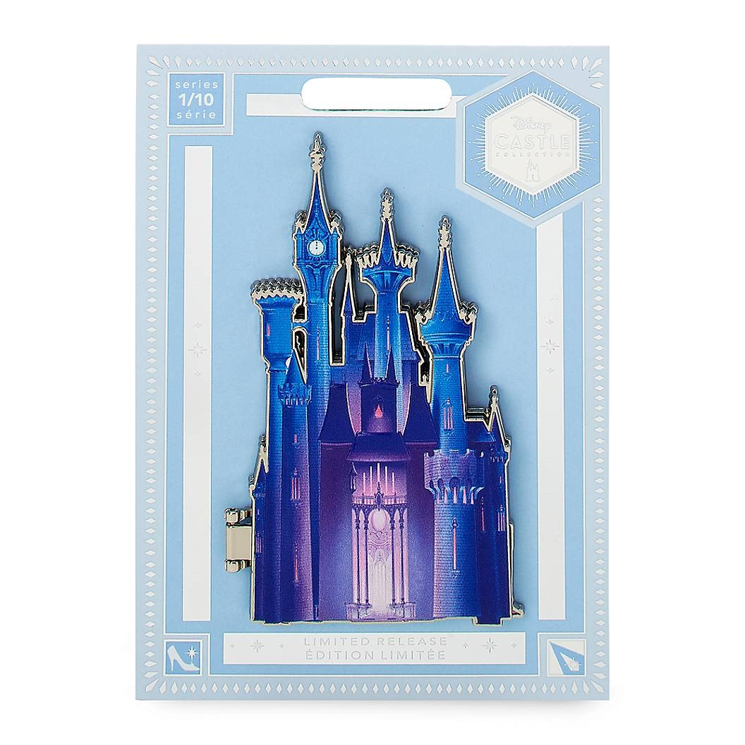 Shop New The Disney Castle Collection Limited Release Cinderella Castle Series Debuts On Shopdisney Disneyland News Today