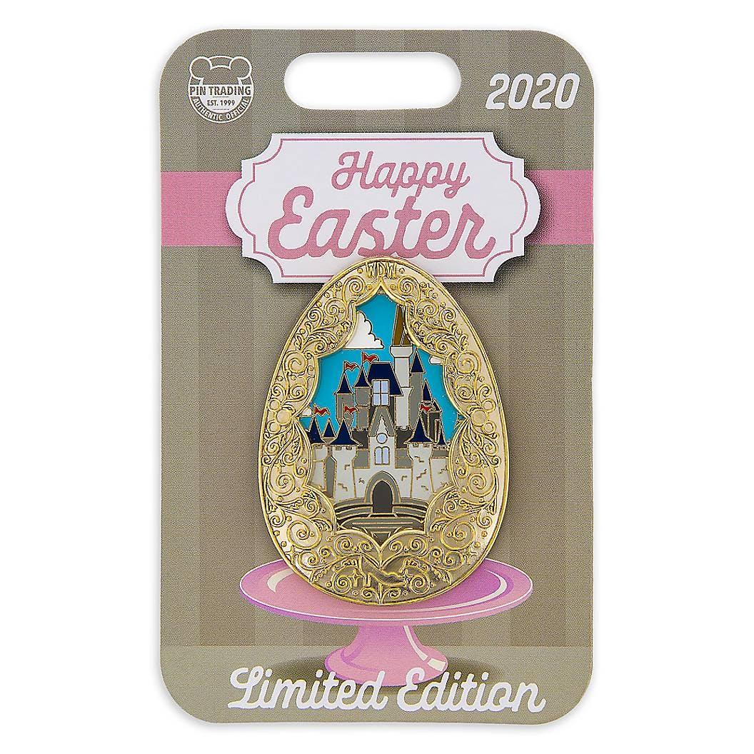 WALT DISNEY WORLD  PARKS CINDERELLA CASTLE EASTER Egg PIN 2020 NW LIMITED