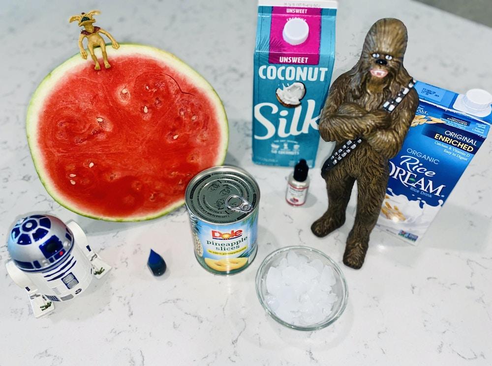 Blue Milk Copycat Recipe