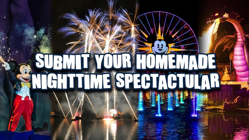 Nighttime Spectacular Contest