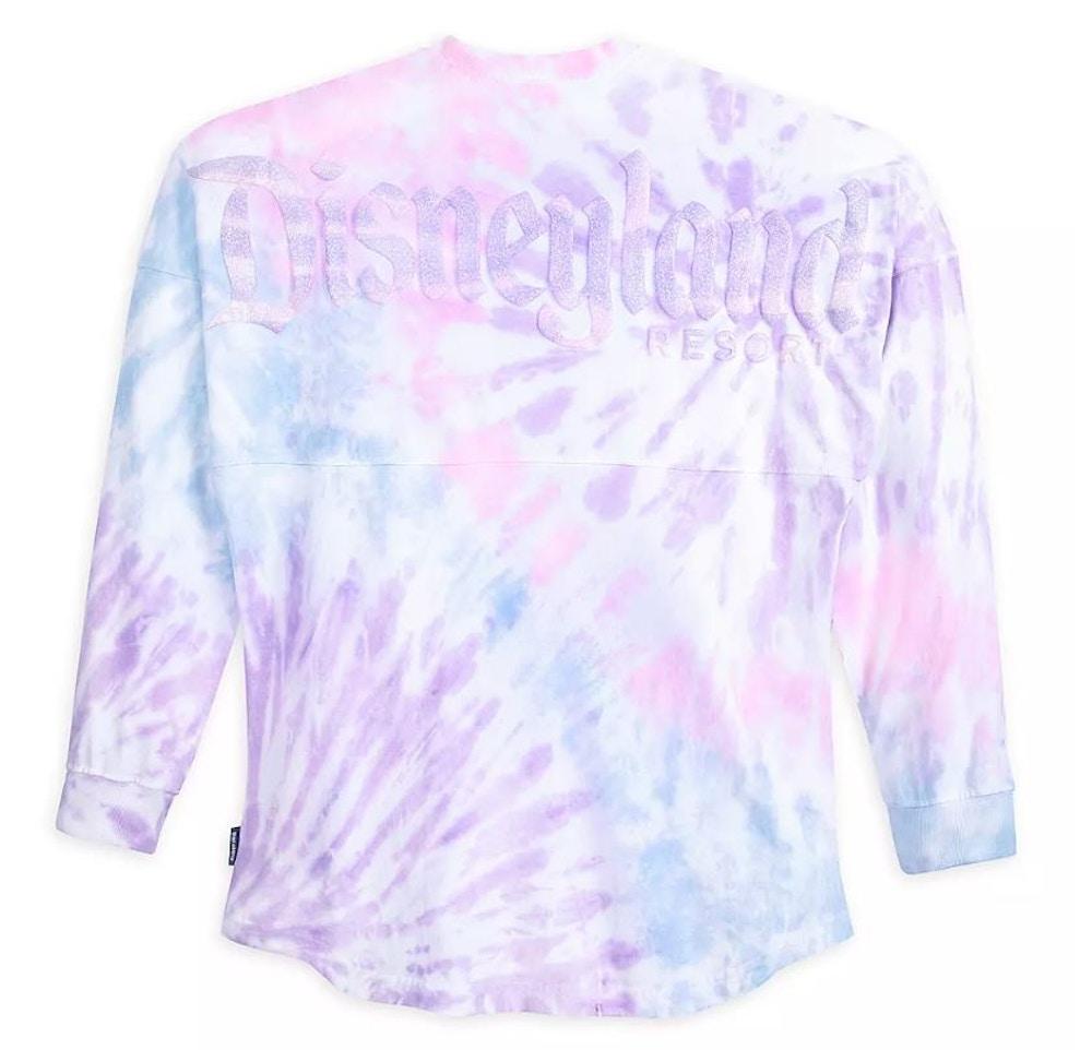 tie-dye spirit jerseys