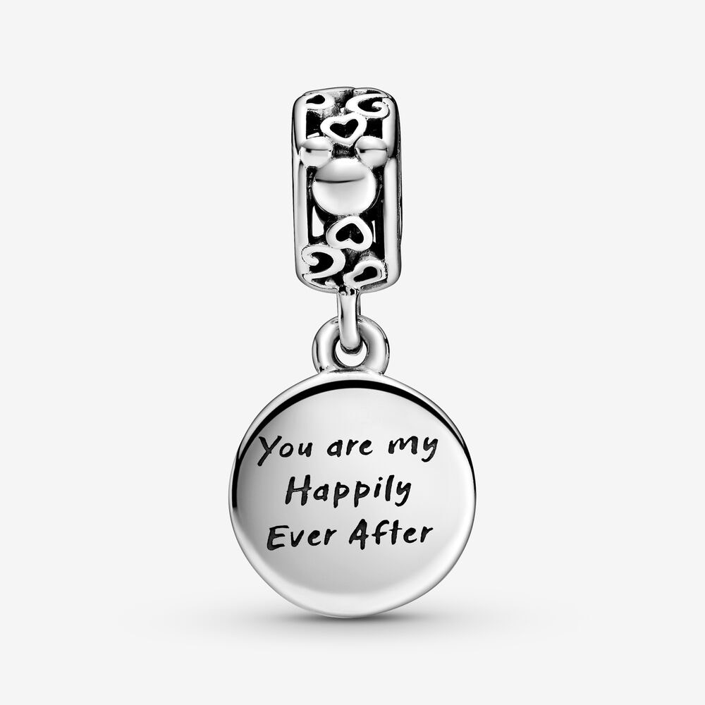 happily ever after pandora charm