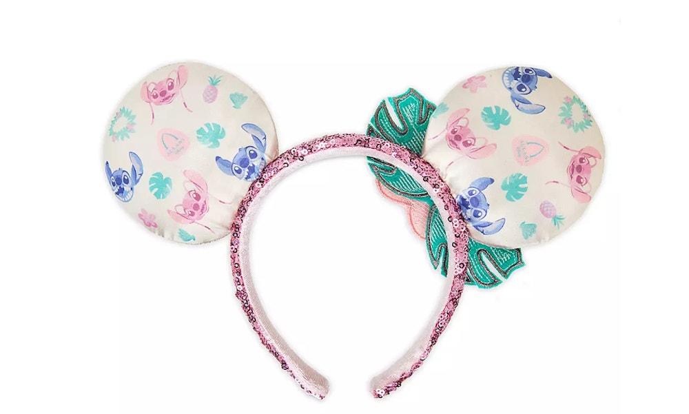 Aulani Stitch Ears