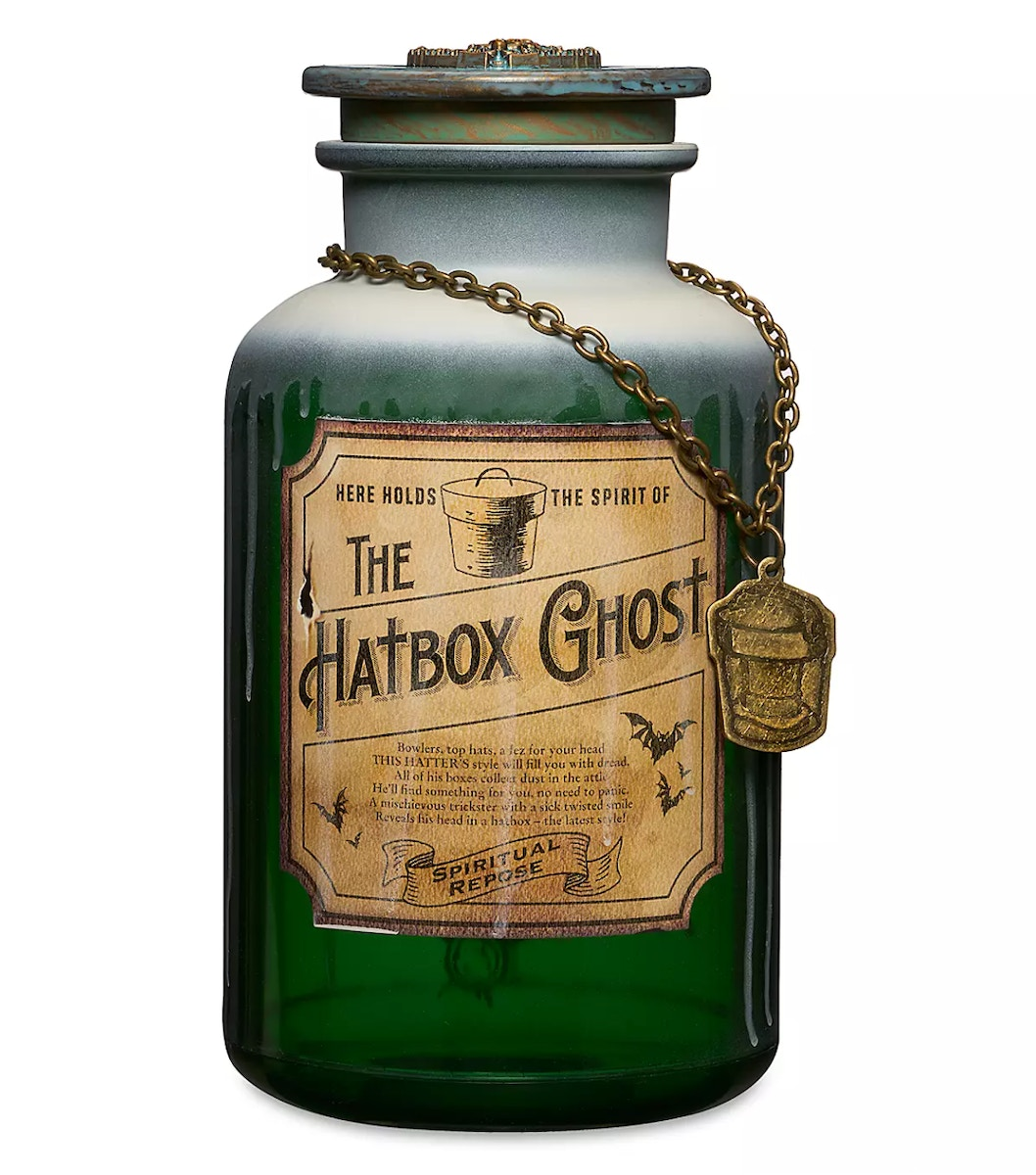 host a ghost hatbox ghost