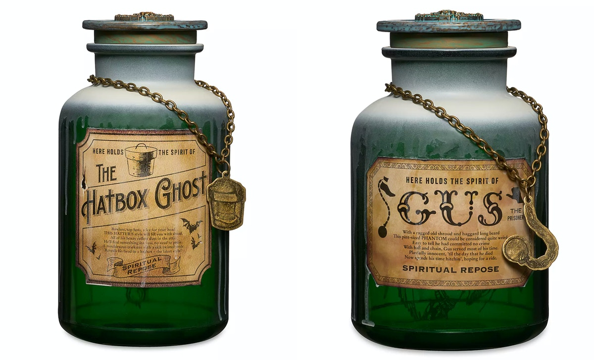 host a ghost jars