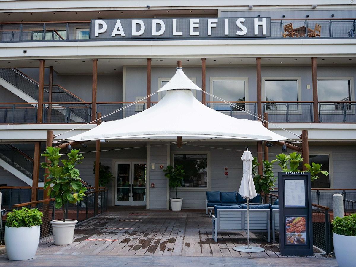 paddlefish reopening
